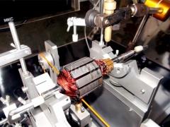 电机转子平衡机